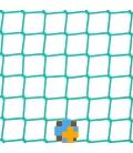 Siatka ochronna - siatka do zabezpieczeń lodowiska - 3 mm / 4,5 x 4,5 cm