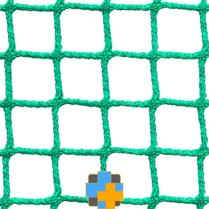 Siatka ochronna na lodowisko - zabezpieczenie lodowiska - 2 mm / 2 x 2 cm