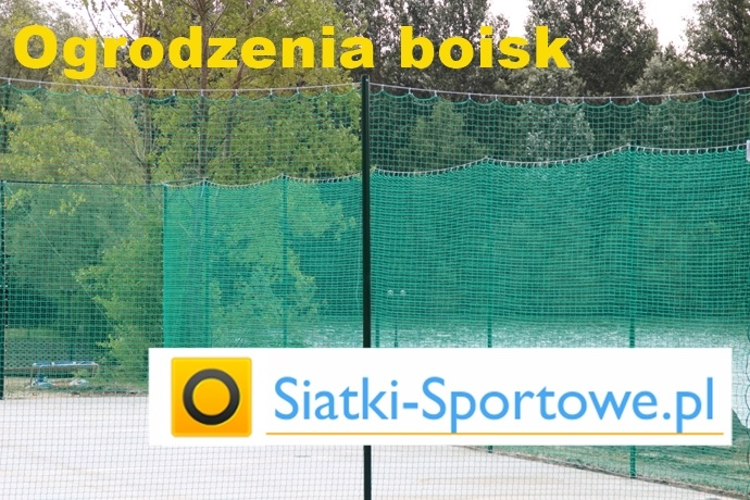 Ogrodzenie kortu tenisowego